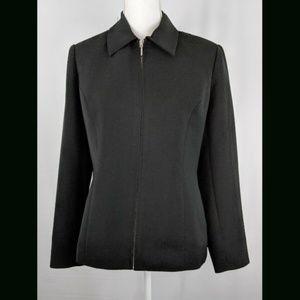 Geoffrey Beene Sport Zip Front Jacket 6